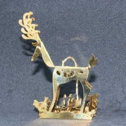 1986 - Reindeer