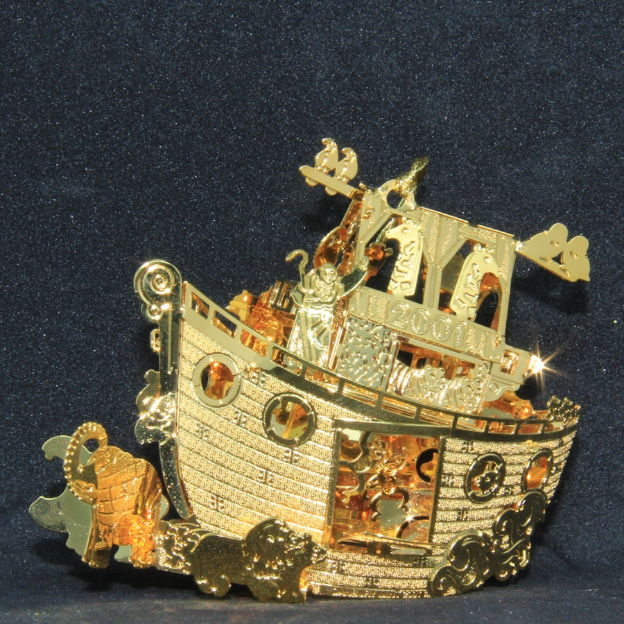 2001 Annual - Noah's Ark