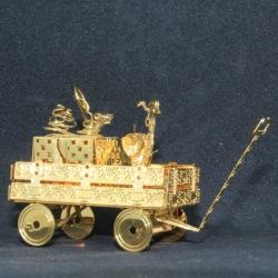 2001 - Yuletide Wagon