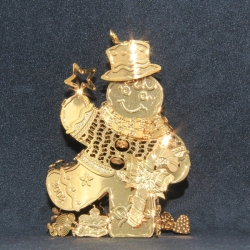 2004 - Gingerbread Snowman