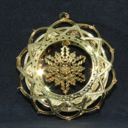 2010 - Spiral Snowflake