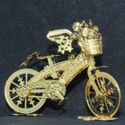 2012 - Two-Wheeled Treasure