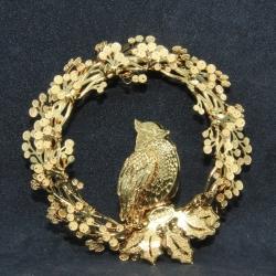 2015 - Cardinal Wreath